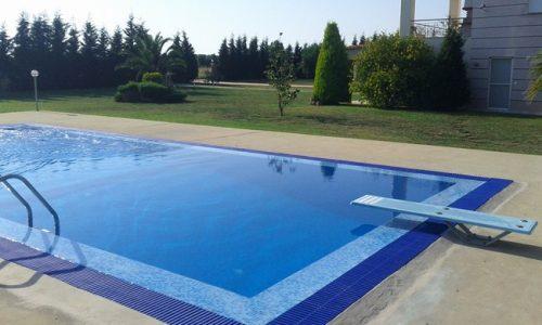 pool diving board