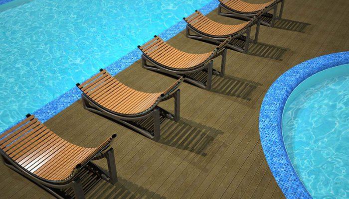 study on pool construction