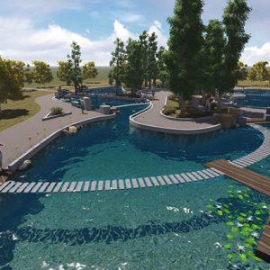 design plan pool detail