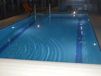pool in xanthi